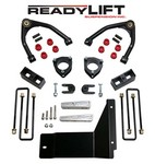 READY LIFT 07-13 GM 1500 Suspension Lift 4.0 Front/1.75 Rear 69-3485