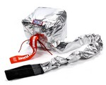 RJS SAFETY Contender Chute With Aluminized Bag Black 7001501