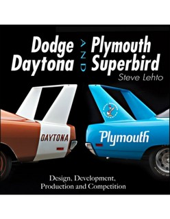 S-A BOOKS Dodge Daytona and Plymouth Superbird CT543