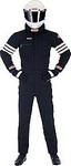 SIMPSON SAFETY Suit Double Nomex BK LG Gabardine 402311