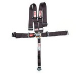 SIMPSON SAFETY 5-pt Harness System LL Wrap Ind 55in 29064BK
