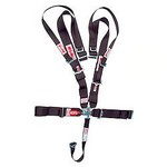 SIMPSON SAFETY Harness 5 Point Black Sprint Hans 29075HK
