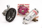 SWEET Power Steering Kit with Alum Pump Head Mount 305-60345