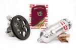 SWEET Power Steering Kit with Steel Pump Block Mnt 305-70349