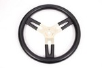 SWEET 15in Flat Steering Wheel Large Grip 601-80151