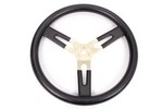 SWEET 17in Flat Steering Wheel Large Grip 601-80171