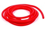TAYLOR VERTEX Convoluted Tubing 1/4in x 10' Red 38190