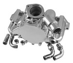 TUFF-STUFF GM LT1 Water Pump Chrome  1362A