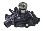 TUFF-STUFF Ford Water Pump Black Cast 1432C