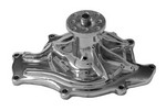 TUFF-STUFF Pontiac Water Pump 8 Bolts Chrome 1445NA