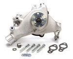 TUFF-STUFF 69-96 SBC Water Pump Long Cast SuperCool 1448NC