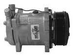 TUFF-STUFF 508 Compressor R134A Plain Serpentine 4515NC6G