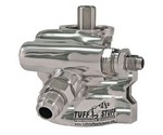 TUFF-STUFF Type 2 Power Steering Pump Polished Aluminum 6175ALP