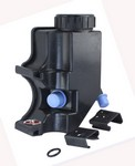 TUFF-STUFF Type II Power Steering Pump Reservoir Black 6175ARES