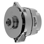 TUFF-STUFF GM Alternator 100 Amp 1-Wire Polished V-Groove 7127NDP
