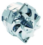 TUFF-STUFF GM Alternator 140 Amp Chrome 7140ABULL