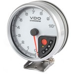 VDO PRT Performance 5in Tach 0-10k RPM White Face A2C59517134