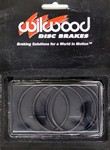 WILWOOD Round O-Ring Kit - 2.00  130-0777
