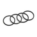 WILWOOD O-Ring Kit 1.62in Square Seal 4pk 130-4346