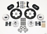 WILWOOD MD Drag Front Brake Kit GM 140-1017-B