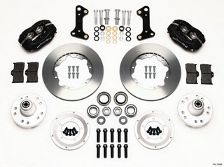 WILWOOD HD Front Brake Kit 67-72 Camaro/Nova 140-10996