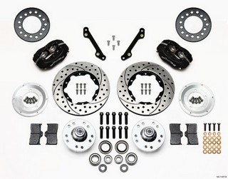 WILWOOD FDL Front Kit 11in Drilled 140-11007-D