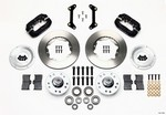 WILWOOD HD Front Brake Kit 80-87 GM A Body 140-11009