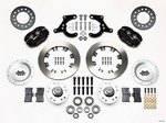 WILWOOD Front Kit 59-64 Chevy 63-64 Vette 140-11011