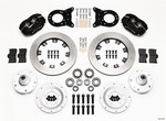 WILWOOD Front Disc Kit HD 65-69 Mustang 140-11072