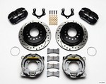 WILWOOD Rear Brake Kit Dynapro Mopar/Dana w/PB 140-11386-D