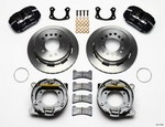 WILWOOD Rear Disc Brake Kit Big Ford 140-11389