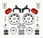 WILWOOD Front Disc Brake Kit 63- 64 Vette 12.19in 140-12459-DR