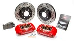 WILWOOD Brake Kit Front Honda/Acura Red Drilled 140-12996-DR