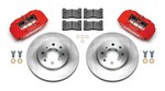 WILWOOD Brake Kit Front Honda/Acura Red 140-12996-R
