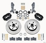 WILWOOD Front Disc Brake Kit 60- 68 Ford 140-13653