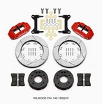 WILWOOD Front Disc Brake Kit C10 Pro Spindle 12.19in 140-15302-R