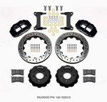 WILWOOD Front Disc Brake Kit C10 Pro Spindle 13.06in 140-15303-D