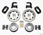 WILWOOD P/S Rear Brake Kit Small Ford 2.66in 140-2113-BD