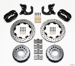 WILWOOD P/S Rear Disc Kit New Big Ford Drilled 140-2118-BD