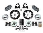 WILWOOD MD Front Drag Kit 87-93 Mustang 84-86 SVO 140-4503-BD