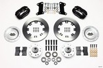 WILWOOD BB Front Kit 67-72 Camaro Nova 140-7675