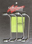 WILWOOD SuperLite IIA CrosOver Tube 190-3663