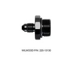 WILWOOD Fitting M/C 11/16-20  -3 AN Compact Remote Resv. 220-13130