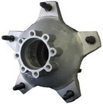 WINTERS 5 Spoke Perm.Mold Hub  6690