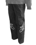 ZAMP Pant Single Layer Black Large R01P003L